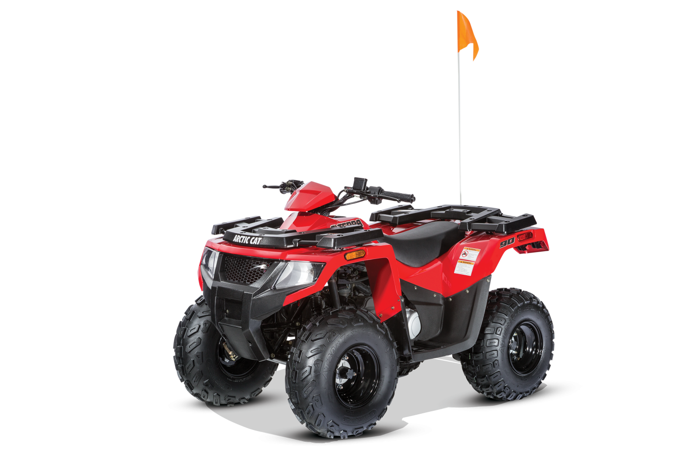 Arctic Cat Alterra 90 (Red)