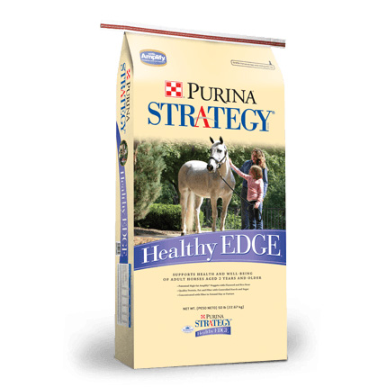 Purina® Strategy® horse feed
