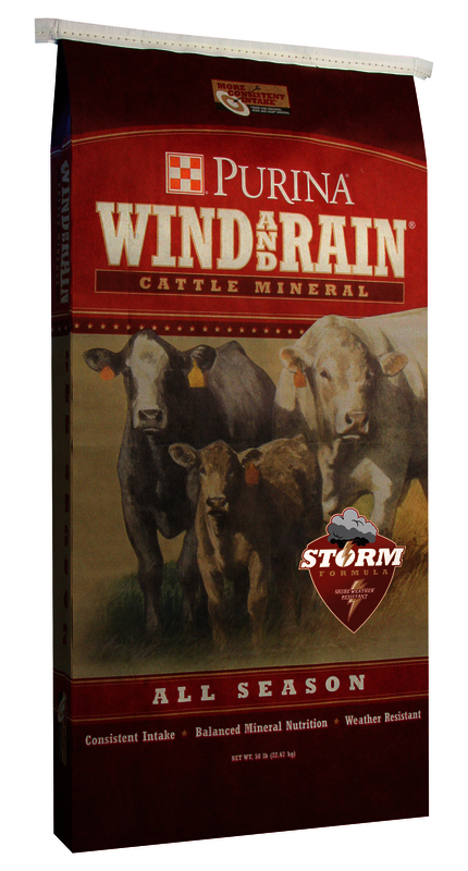 Purina Wind and Rain All Season