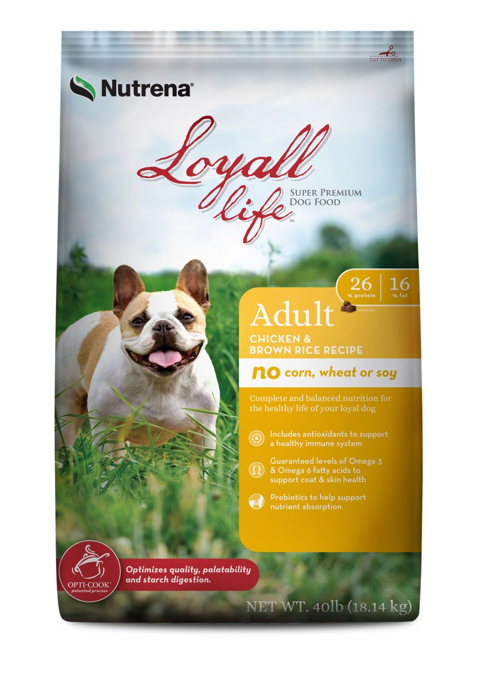 40 Loyall Adult Chicken and Rice copy