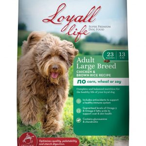 40 Loyall Large Breed Chicken and Rice