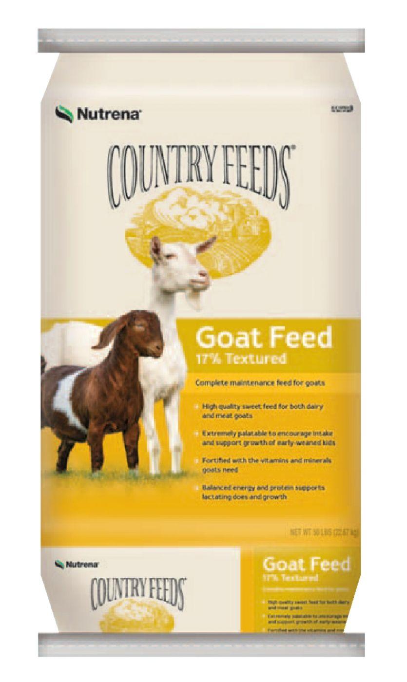 CF_Goat Maintenance Feed 17% textured