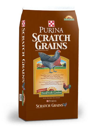 Purina Scratch Grains