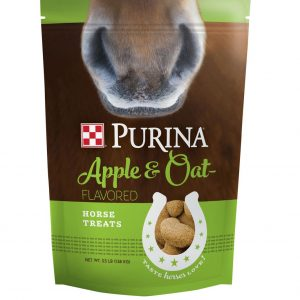 Purina Horse Treats Apple Oat