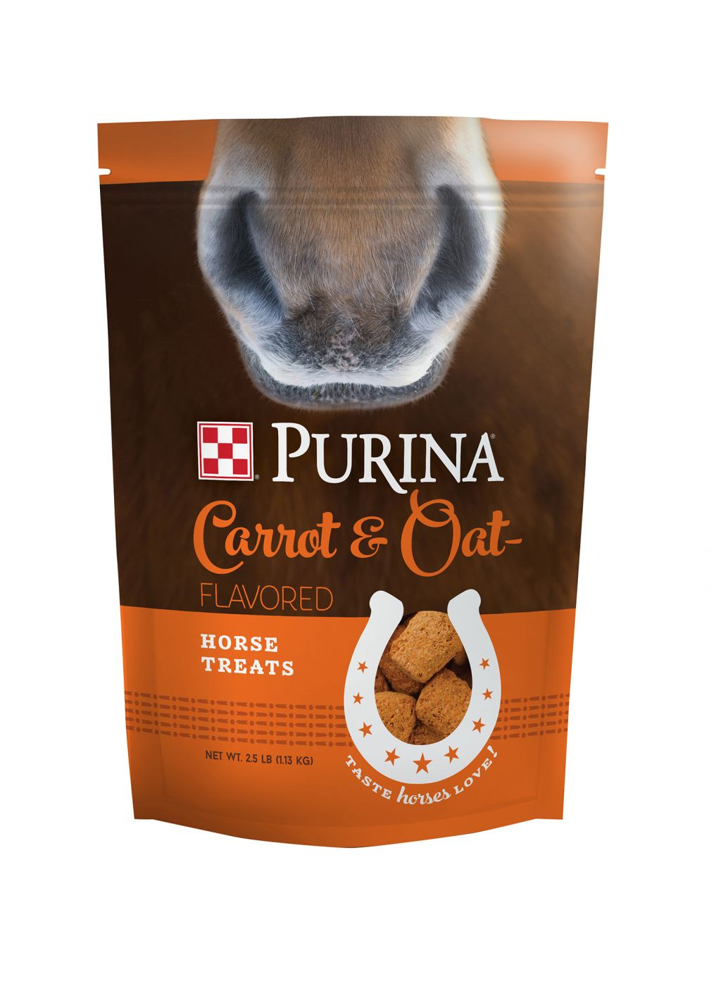 Purina Horse Treats Carrot and Oat