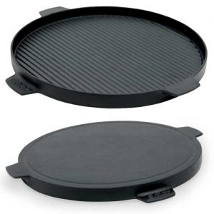 Big Green Egg Cast Iron Griddle