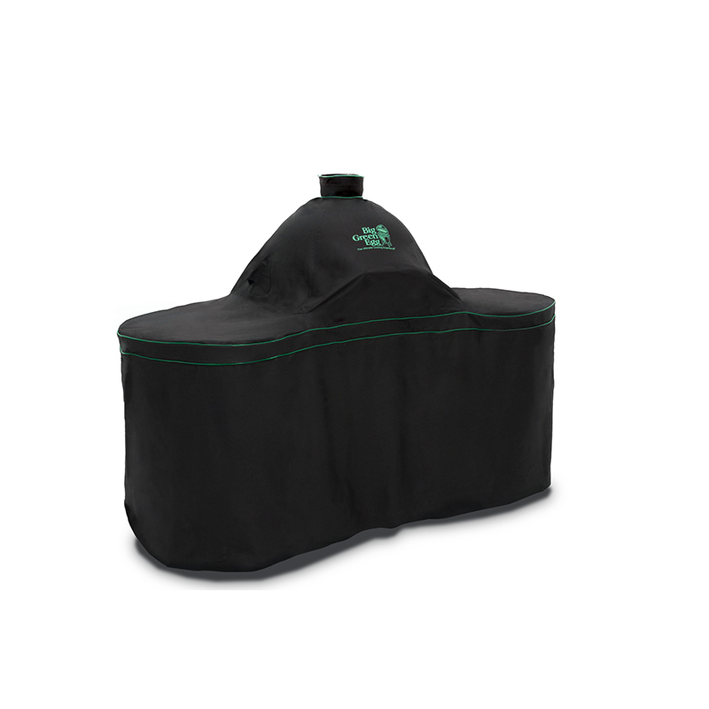 Big Green Egg island cover