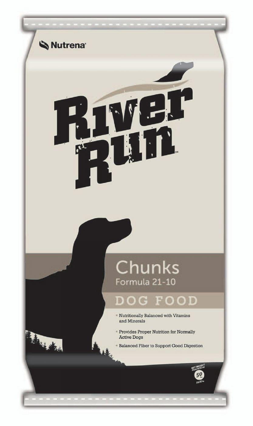 River Run Chunks