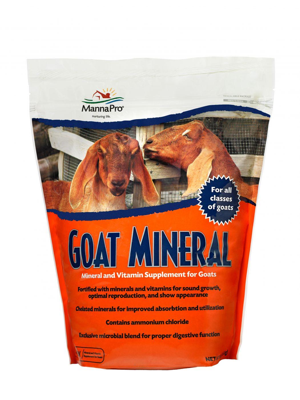 Goat Mineral 8lb