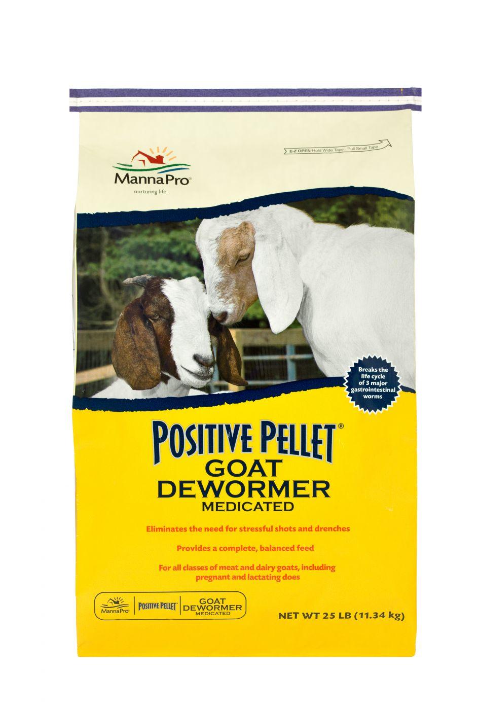 Positive Goat Dewormer