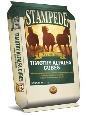 Timothy Alfalfa Cubes