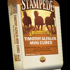 Timothy Alfalfa Mini Cubes