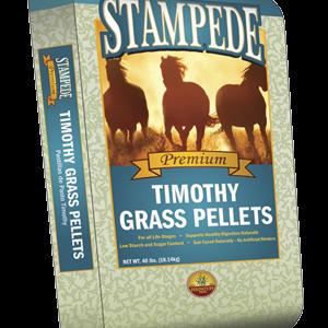 timothy grass pellets
