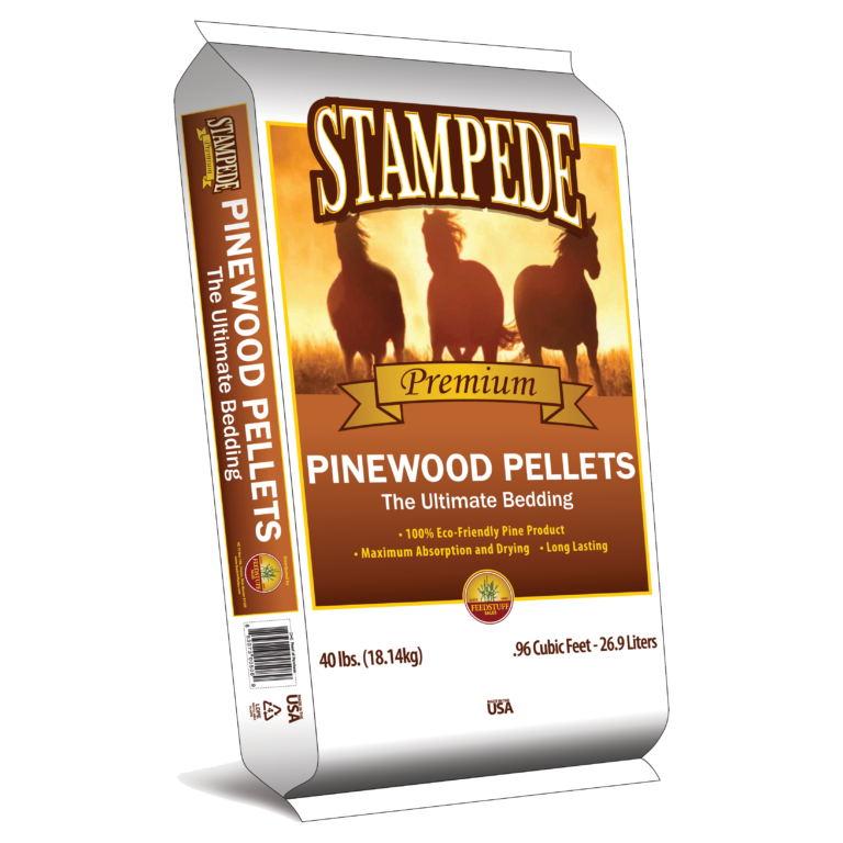 Pinewood Pellets Bedding