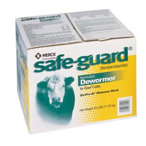 Safe-Guard Block 25lb