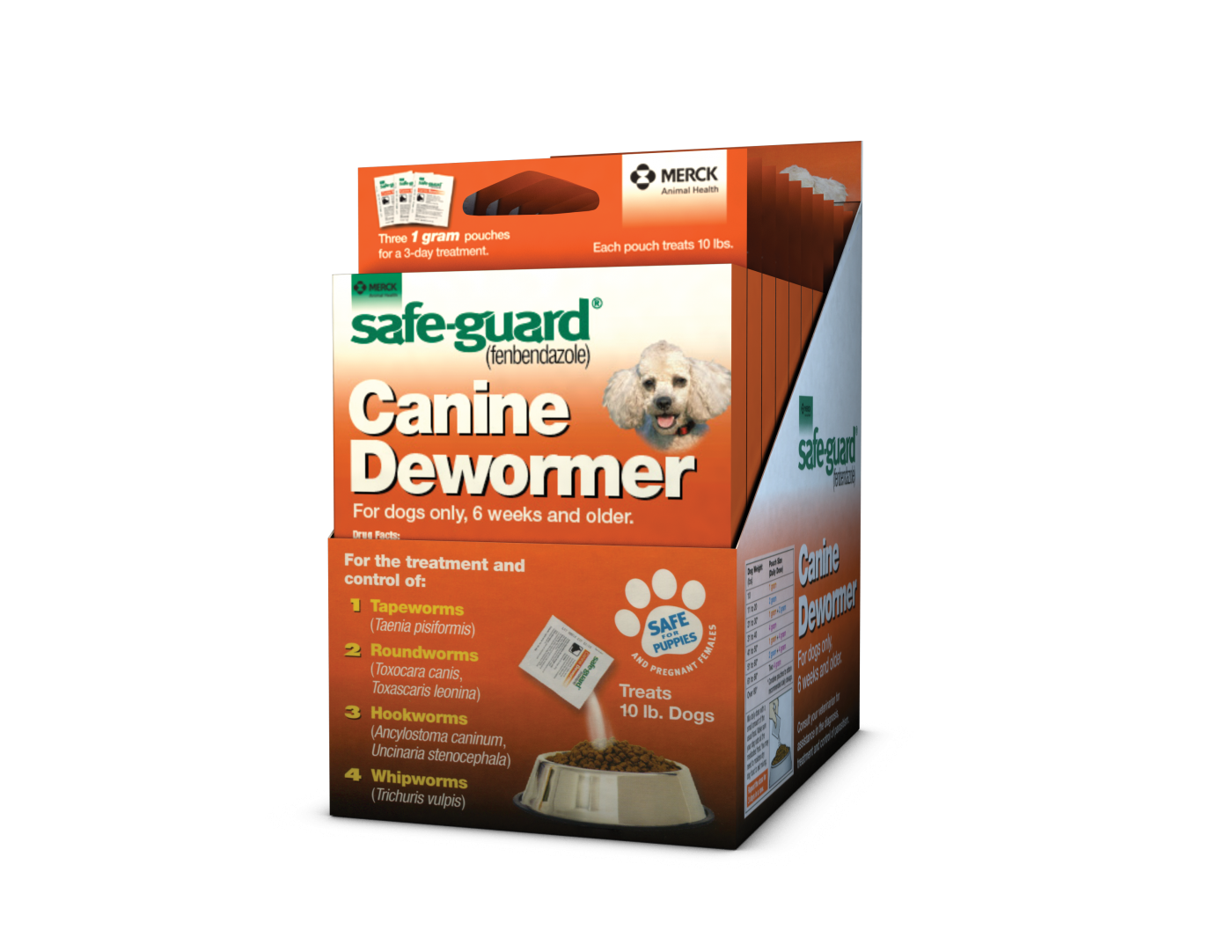 Safe Guard Canine 1gm