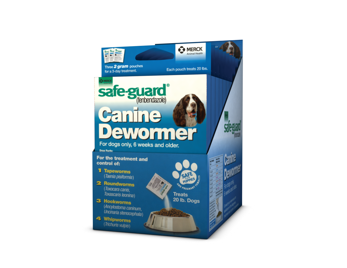 Safe Guard Canine 2gm