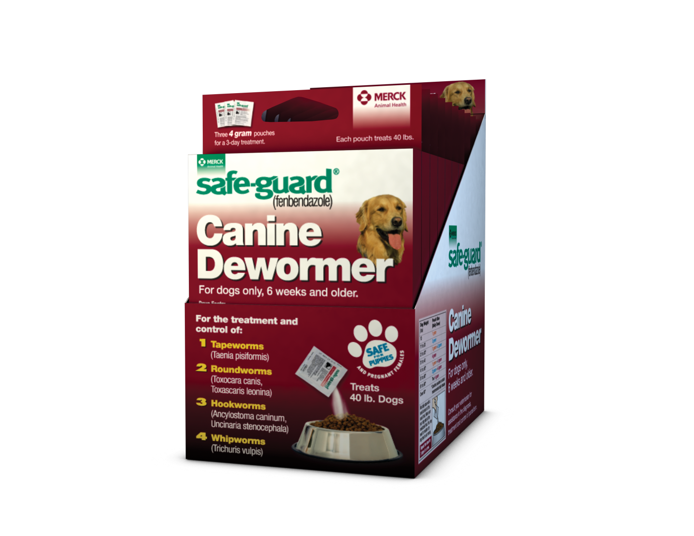 Safe Guard Canine 4gm