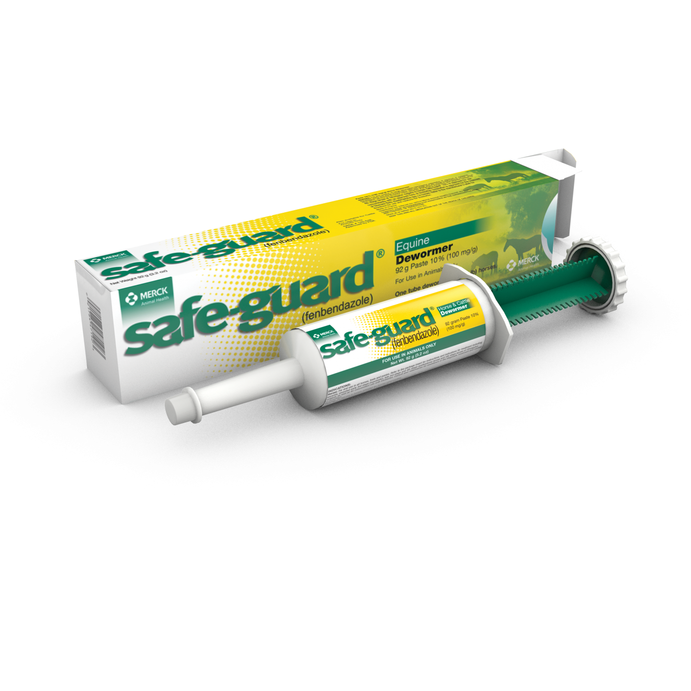 Safeguard paste 92g