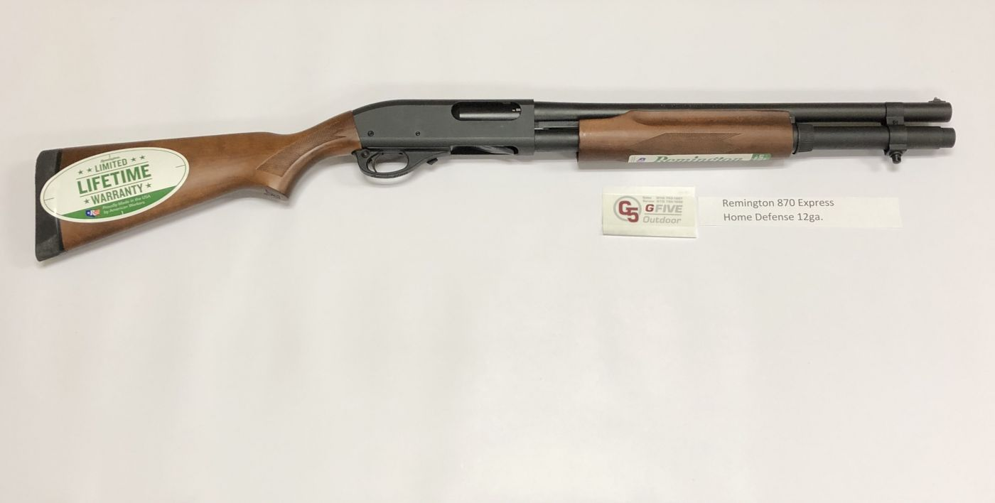 Remingtons timeproven Model 870 has been around for almost half a century and has become one of the bestselling shotguns ever with over eleven million