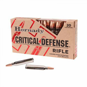 10mm Auto - 155 Grain XTP JHP - Hornady Custom - 20 Rounds