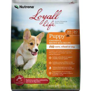 20 lb Loyall Puppy Chicken