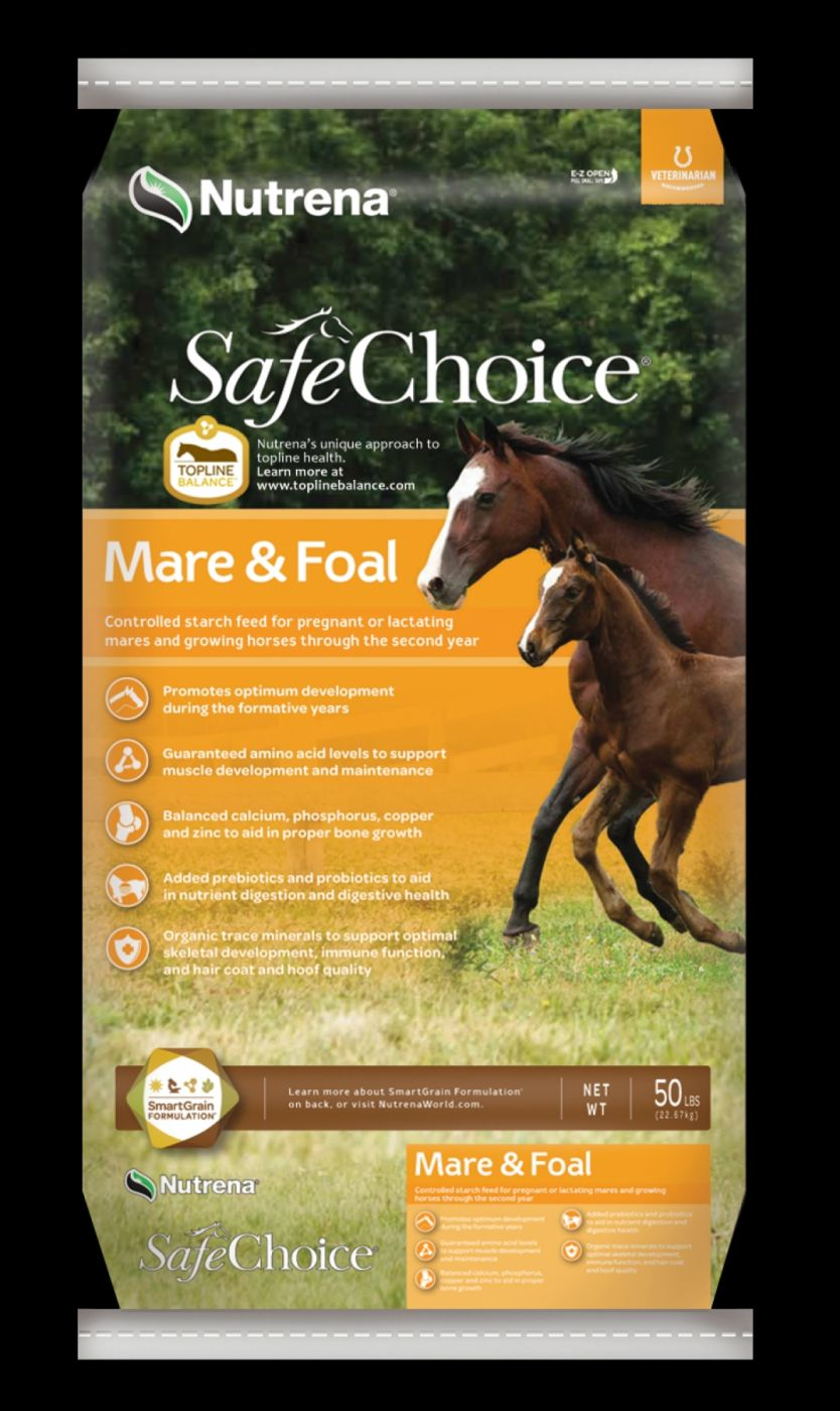 SafeChoice Mare & Foal Horse Feed - G5 Feed & Outdoor : G5