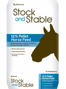 Stock and Stable Pellet