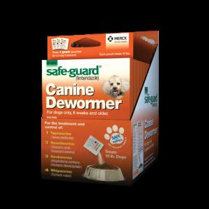 Safe Guard Canine 1gm