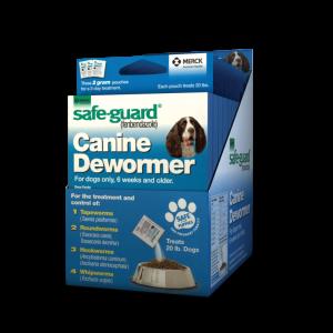 Safe Guard Canine 2gm
