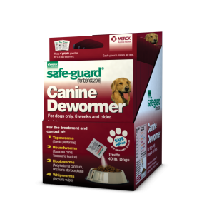 Safe Guard Canine 4gm