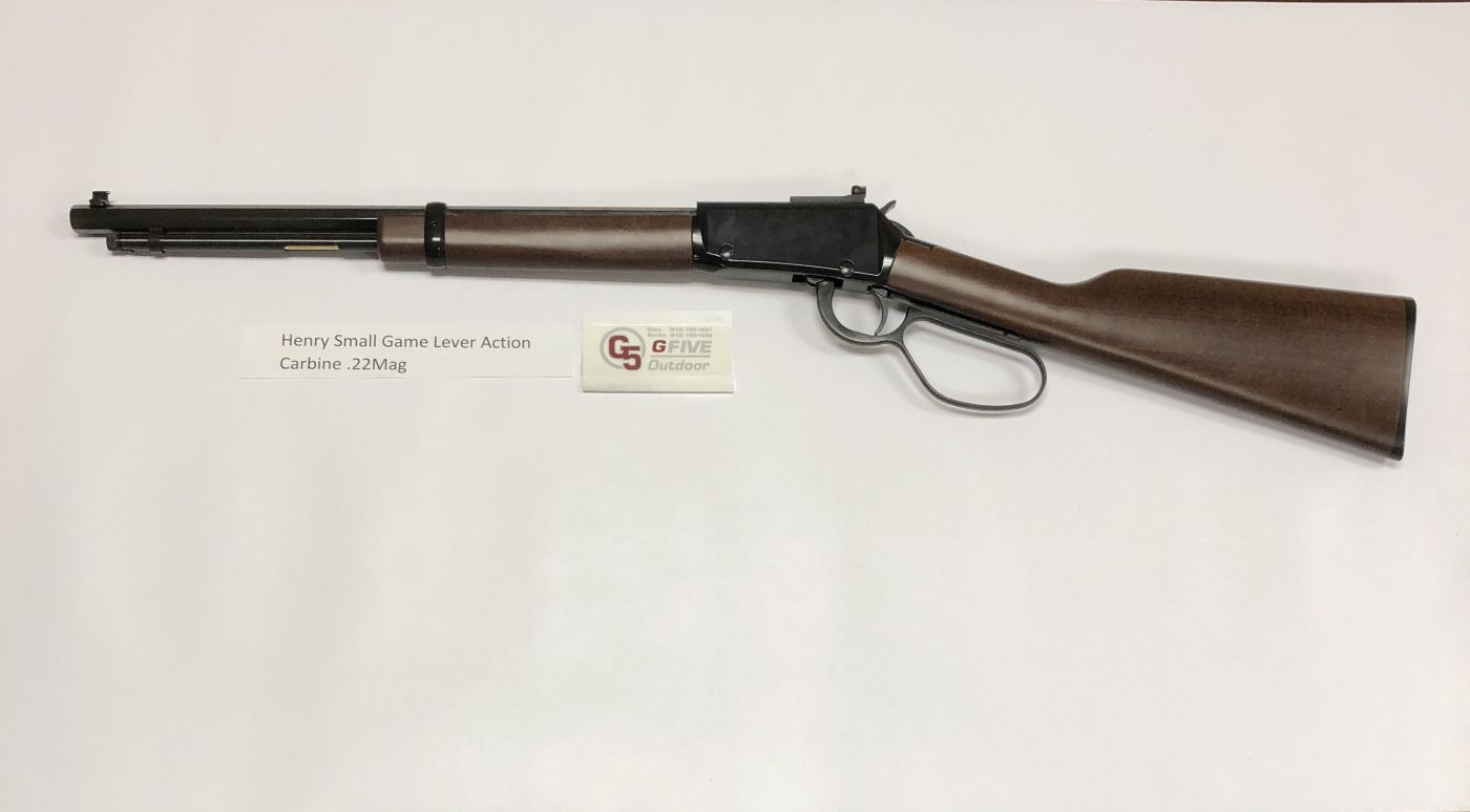 Henry Small Game Lever Action Carbine 16 25